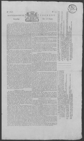 Rotterdamse Courant 1826-03-18