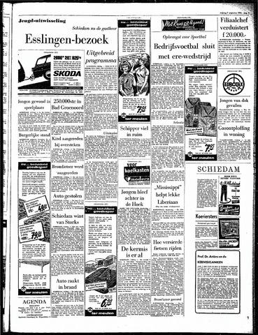 Rotterdamsch Parool / De Schiedammer 1964-08-07