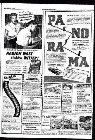 Rotterdamsch Nieuwsblad / Schiedamsche Courant / Rotterdams Dagblad / Waterweg / Algemeen Dagblad 1953-02-28