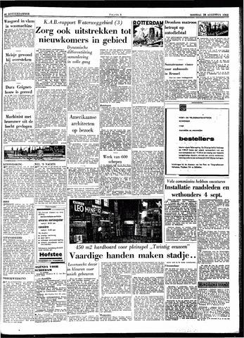 Trouw / De Rotterdammer 1962-08-28