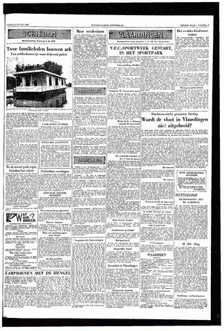 Rotterdamsch Nieuwsblad / Schiedamsche Courant / Rotterdams Dagblad / Waterweg / Algemeen Dagblad 1953-06-16