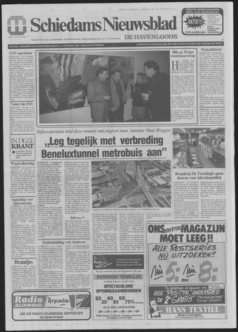 De Havenloods 1992-01-14