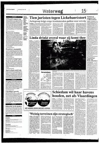 Rotterdamsch Nieuwsblad / Schiedamsche Courant / Rotterdams Dagblad / Waterweg / Algemeen Dagblad 1993-03-25