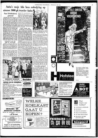 Rotterdamsch Nieuwsblad / Schiedamsche Courant / Rotterdams Dagblad / Waterweg / Algemeen Dagblad 1964-05-29
