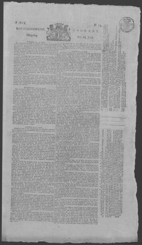 Rotterdamse Courant 1823-06-24