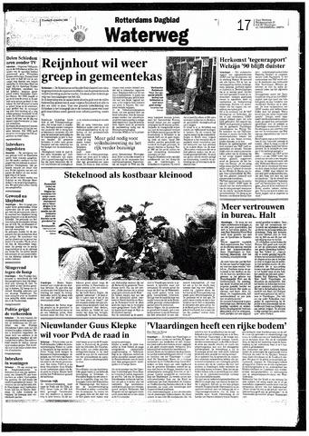 Rotterdamsch Nieuwsblad / Schiedamsche Courant / Rotterdams Dagblad / Waterweg / Algemeen Dagblad 1993-09-21