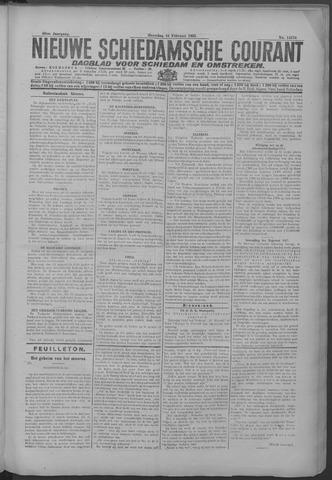 Nieuwe Schiedamsche Courant 1925-02-16