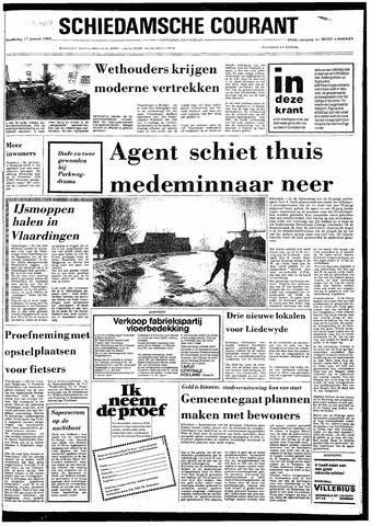 Rotterdamsch Nieuwsblad / Schiedamsche Courant / Rotterdams Dagblad / Waterweg / Algemeen Dagblad 1980-01-17