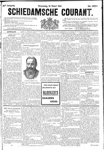 Schiedamsche Courant 1910-03-16