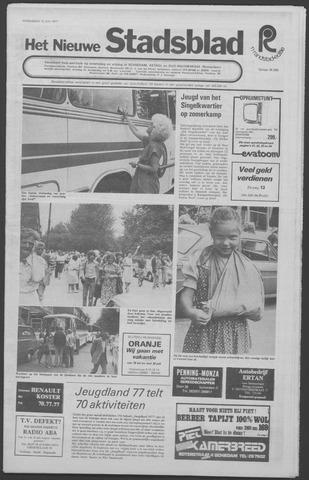 Het Nieuwe Stadsblad 1977-07-13