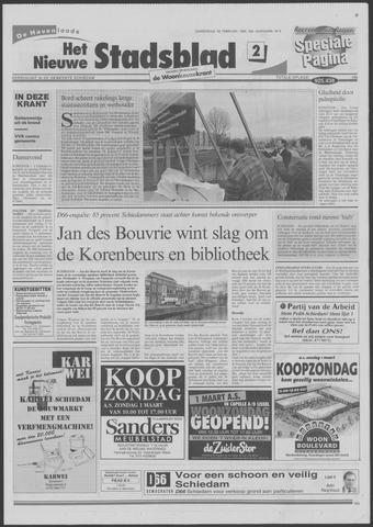 Het Nieuwe Stadsblad 1998-02-26