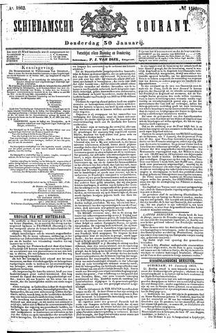 Schiedamsche Courant 1862-01-30