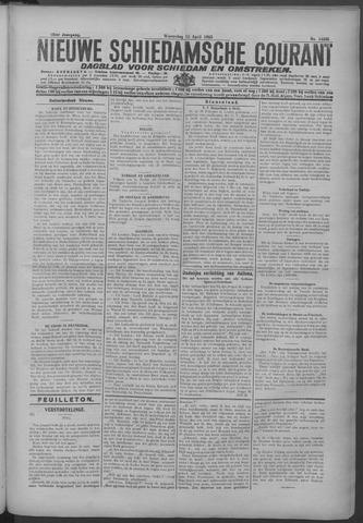 Nieuwe Schiedamsche Courant 1925-04-15
