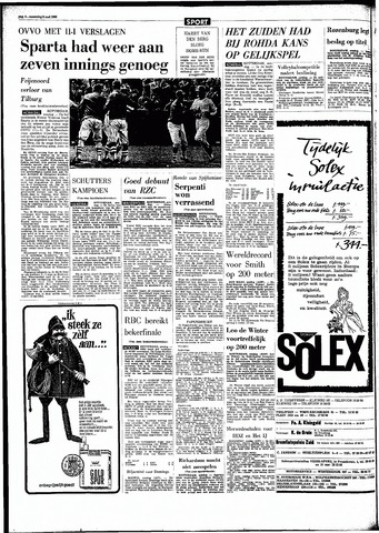 Rotterdamsch Parool / De Schiedammer 1966-05-09