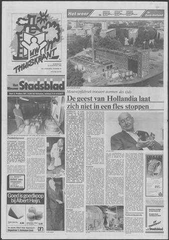 Het Nieuwe Stadsblad 1988-08-24
