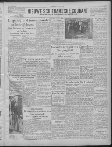 Nieuwe Schiedamsche Courant 1949-07-21
