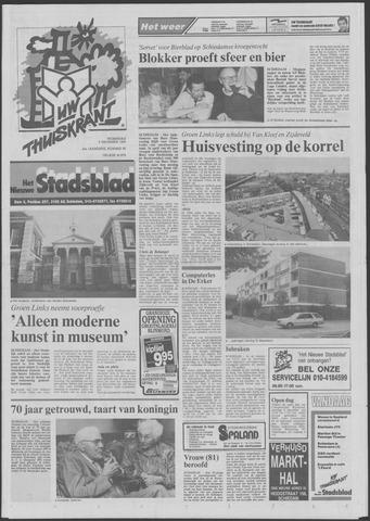 Het Nieuwe Stadsblad 1990-12-05