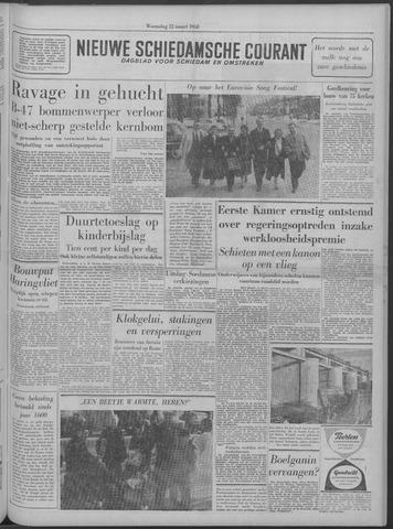 Nieuwe Schiedamsche Courant 1958-03-12