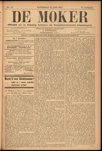 De Moker 1905-06-10
