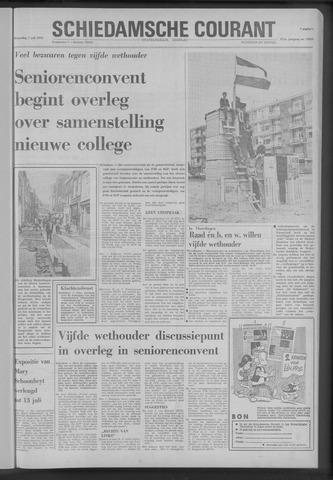 Rotterdamsch Nieuwsblad / Schiedamsche Courant / Rotterdams Dagblad / Waterweg / Algemeen Dagblad 1970-07-01