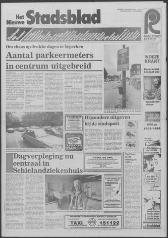 Het Nieuwe Stadsblad 1985-08-02