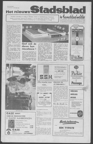 Het Nieuwe Stadsblad 1968-10-02