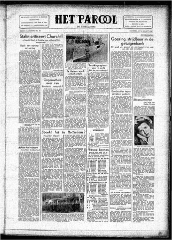 Rotterdamsch Parool / De Schiedammer 1946-03-14