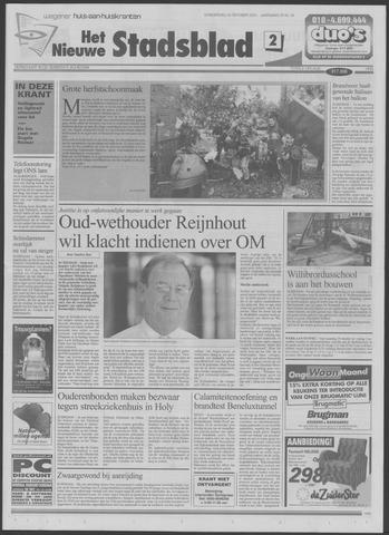 Het Nieuwe Stadsblad 2001-10-25