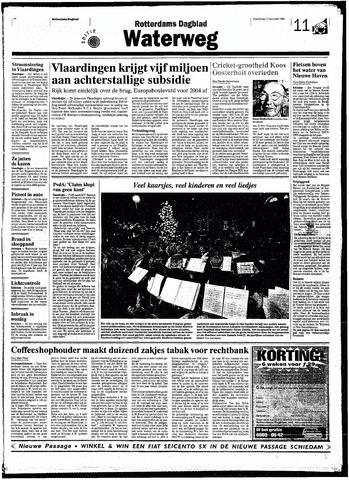 Rotterdamsch Nieuwsblad / Schiedamsche Courant / Rotterdams Dagblad / Waterweg / Algemeen Dagblad 1998-12-17