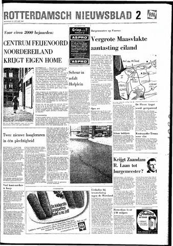 Rotterdamsch Nieuwsblad / Schiedamsche Courant / Rotterdams Dagblad / Waterweg / Algemeen Dagblad 1968-01-10