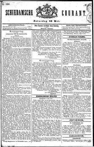 Schiedamsche Courant 1851-05-10