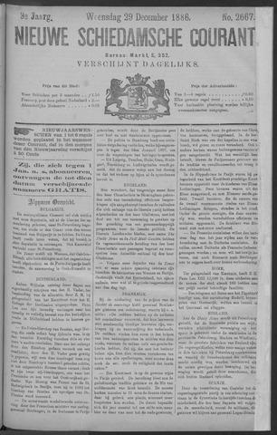 Nieuwe Schiedamsche Courant 1886-12-29