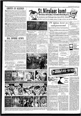 Rotterdamsch Parool / De Schiedammer 1959-11-26