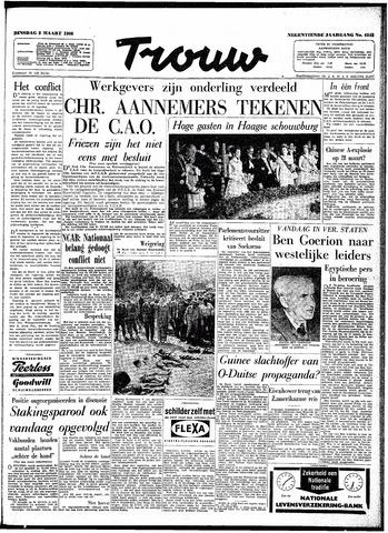 Trouw / De Rotterdammer 1960-03-08