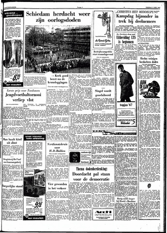 Trouw / De Rotterdammer 1967-05-05