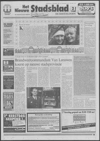 Het Nieuwe Stadsblad 1995-12-21