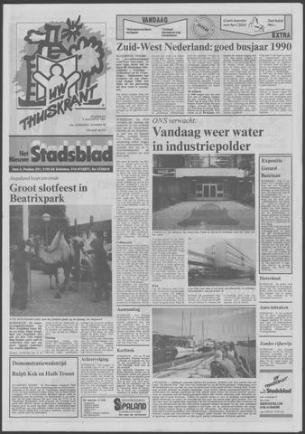 Het Nieuwe Stadsblad 1991-08-07