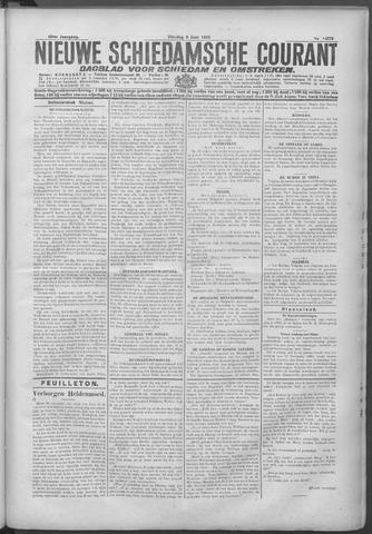 Nieuwe Schiedamsche Courant 1925-06-09