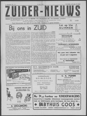 Zuider Nieuws 1962-07-12