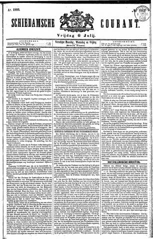 Schiedamsche Courant 1866-07-06
