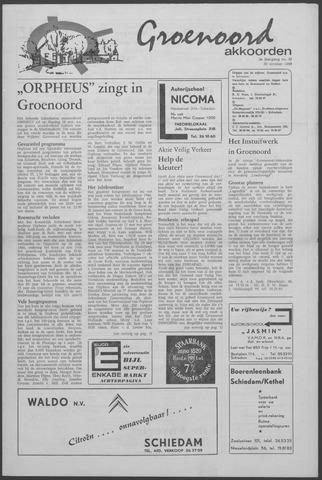 Groenoord Akkoorden 1969-10-30