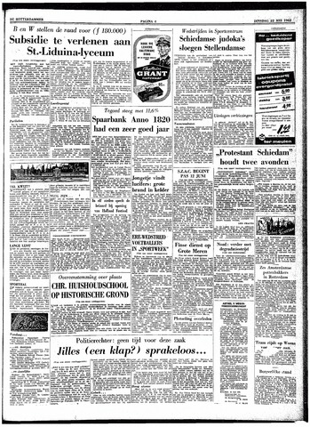 Trouw / De Rotterdammer 1962-05-22