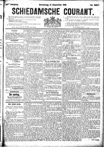 Schiedamsche Courant 1916-12-21