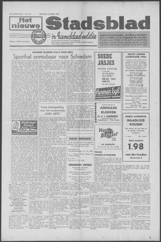 Het Nieuwe Stadsblad 1960-03-04
