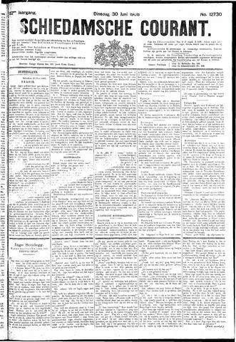 Schiedamsche Courant 1908-06-30