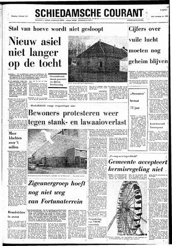 Rotterdamsch Nieuwsblad / Schiedamsche Courant / Rotterdams Dagblad / Waterweg / Algemeen Dagblad 1974-02-04