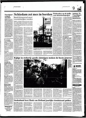 Rotterdamsch Nieuwsblad / Schiedamsche Courant / Rotterdams Dagblad / Waterweg / Algemeen Dagblad 1998-02-23