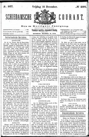 Schiedamsche Courant 1877-12-14