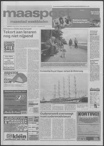 Maaspost / Maasstad / Maasstad Pers 2000-07-19
