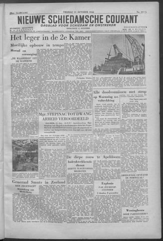 Nieuwe Schiedamsche Courant 1946-10-11